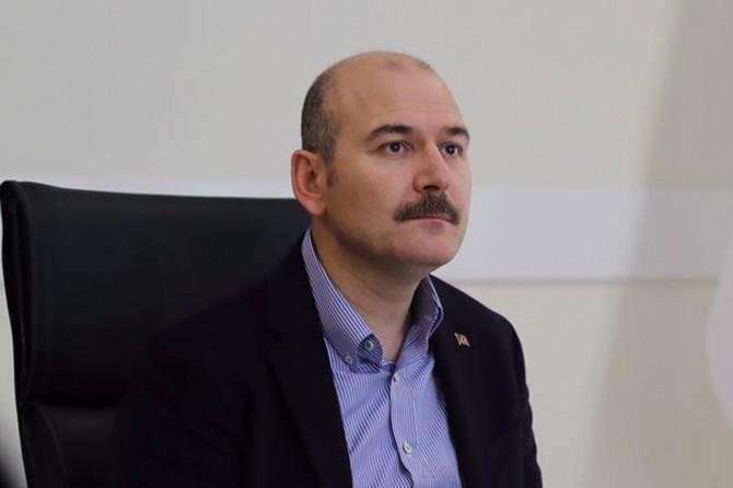 Bakan Soylu: Bu gece Türkiye'nin önemli merkezine giden bombayı yakaladık