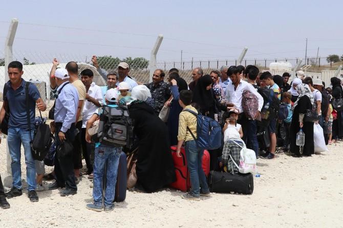 Wextê vegera Sûrîyeyîyan a ji bo bajarên lê qeydkirî ne taloqî 30ê Cotmehê hat kirin