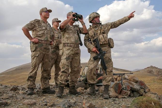 Orgeneral Çetin'den Kıran Operasyonu açıklaması