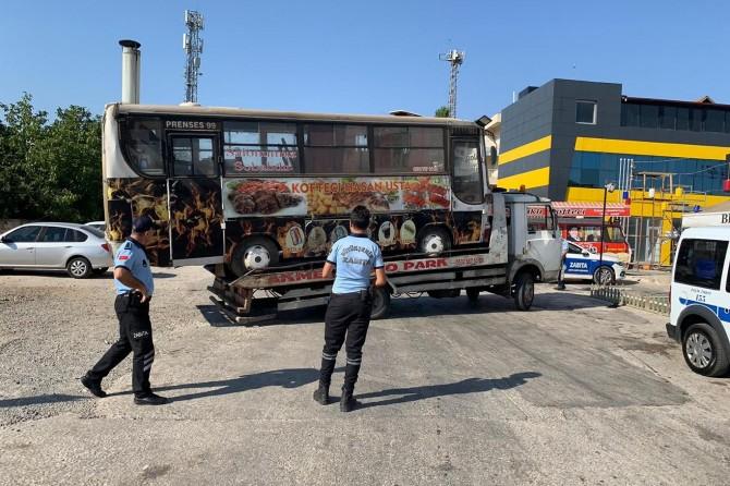 Seyyar araçlar ile köfte satışı yasaklandı