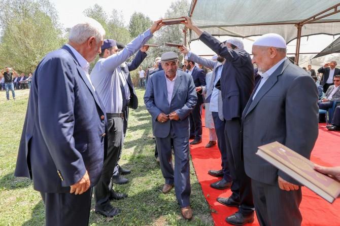 Van Tuşba'da 6 yıllık husumet barışla sonuçlandı