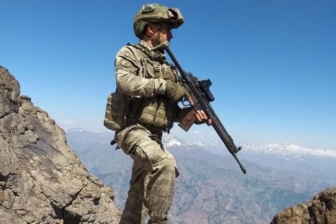 Savur'da 5 PKK'li öldürüldü