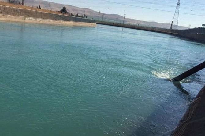 Şanlıurfa Haliliye'de inşaat işçisi sulama kanalında boğuldu