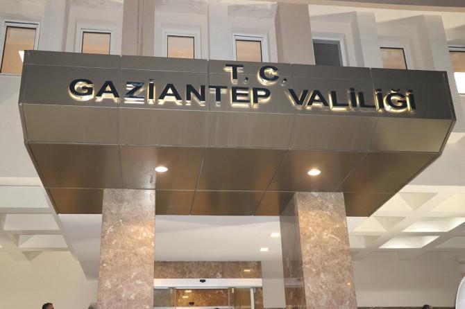 Gaziantep'te eylem ve toplantı yasağı