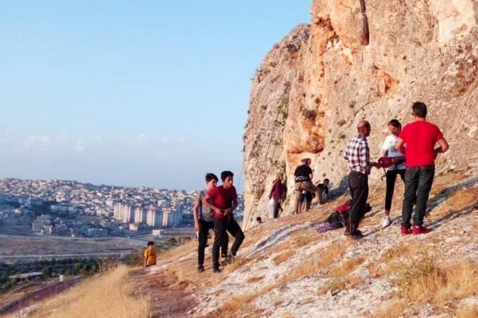 Gaziantep'te doğa yürüyüşü etkinliği düzenlendi