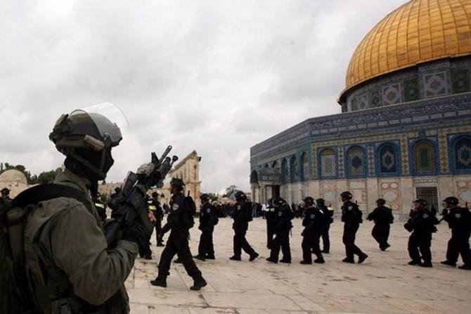 Hamas: Mescid-i Aksa büyük bir tehlike ile karşı karşıya