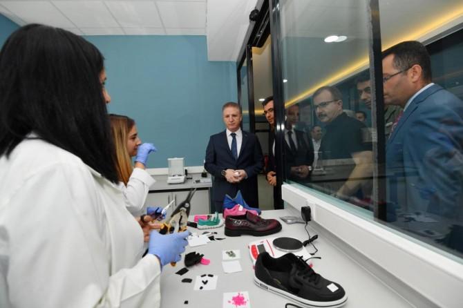Ayakkabı Test Laboratuvarı İstanbul'a ihtiyaç bırakmayacak