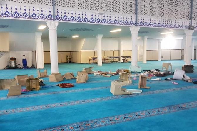Li Diyarbekirê êrîşa hovane li mizgeftê hat kirin