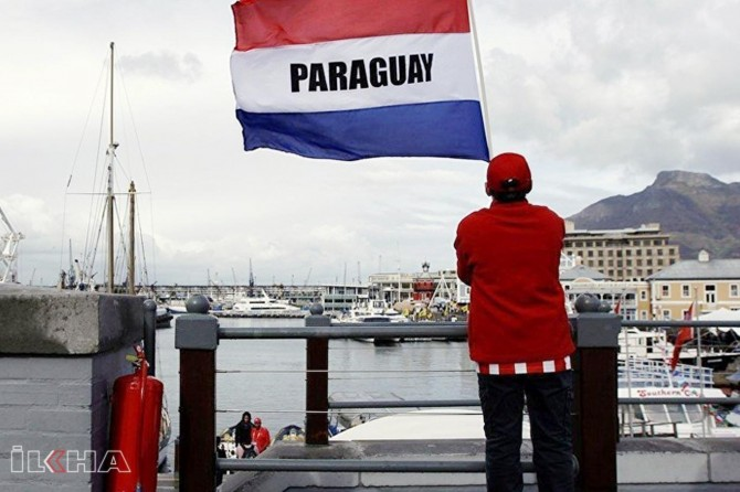 Paraguay's decision welcomed most by occupiers