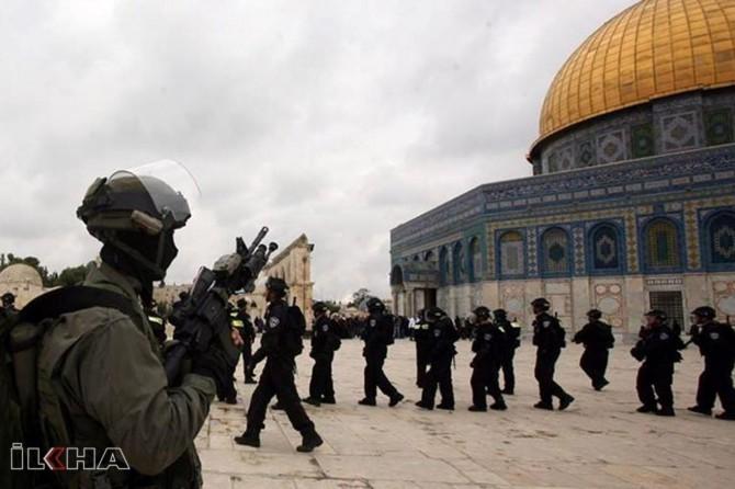 Masjid Al-Aqsa faces grave danger: Hamas