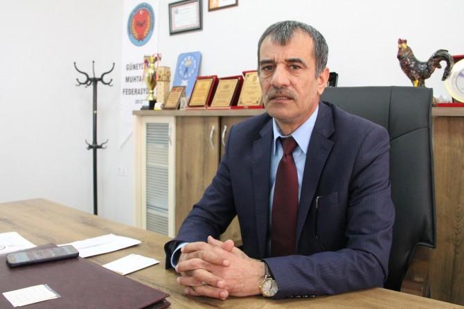 Türkiye'de muhtarlarla ilgili bir seçim kanunu, aday usulü yok