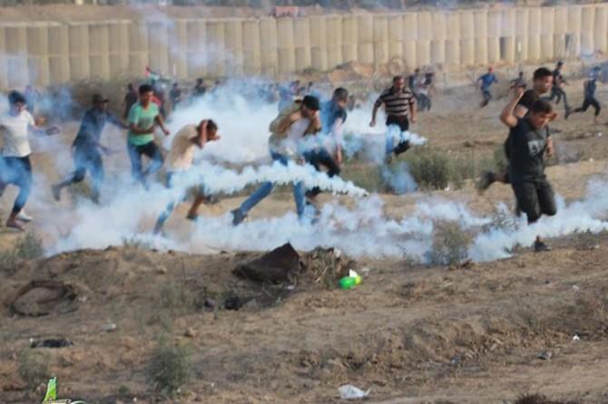 """""""Lebbeyk Ya Aksa Cuması""""ndaki saldırılarda 10'larca Filistinli yaralandı"""