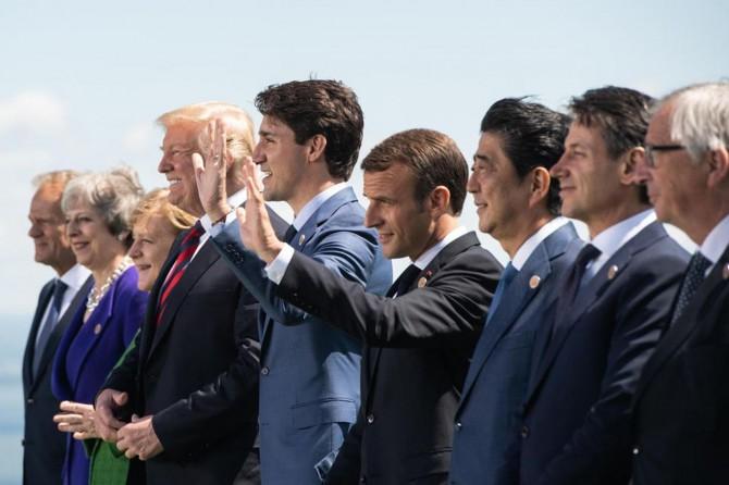 G7 Zirvesi Fransa'da başlıyor