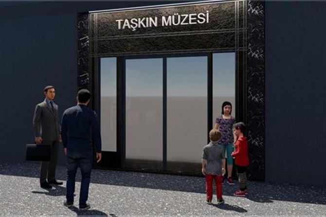 Trabzon'a Taşkın Müzesi yapılıyor