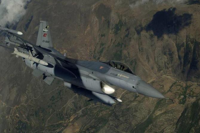 Gara'da 4 PKK'li öldürüldü