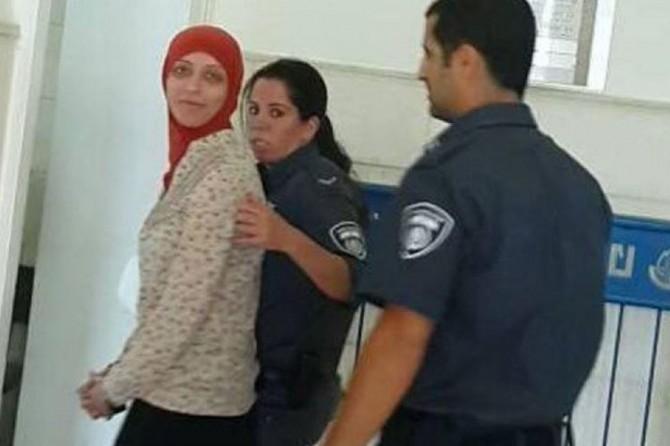 İşgal zindanlarında 36 Filistinli bayan esir tutuluyor