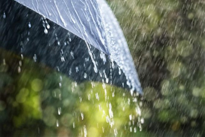9 il için sağanak yağış uyarısı