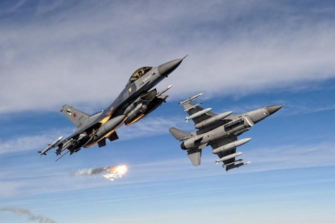 Hava harekatlarında 24 PKK'li öldürüldü
