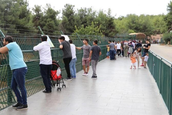 Kurban Bayramı'nda korunan alanlara ziyaretçi akını