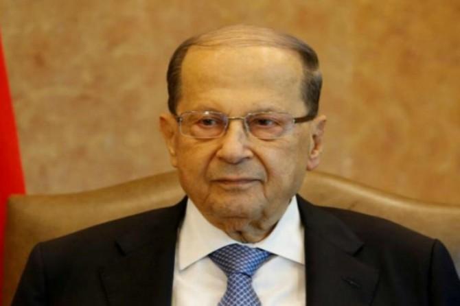 Beyrut'a düşen İHA'lar için Cumhurbaşkanı Avn'dan sert tepki