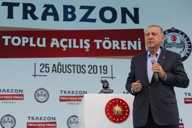 Cumhurbaşkanı Erdoğan: Enflasyon tek haneli rakama inecek