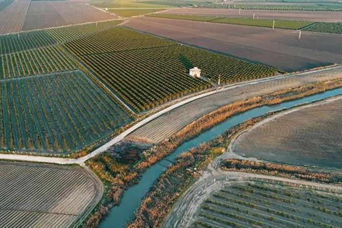 Toplulaştırmada 2023 hedefi 8,5 milyon hektar