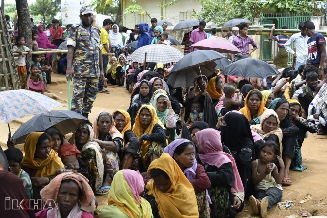 Arakanese Muslims remain in appalling conditions: HRW