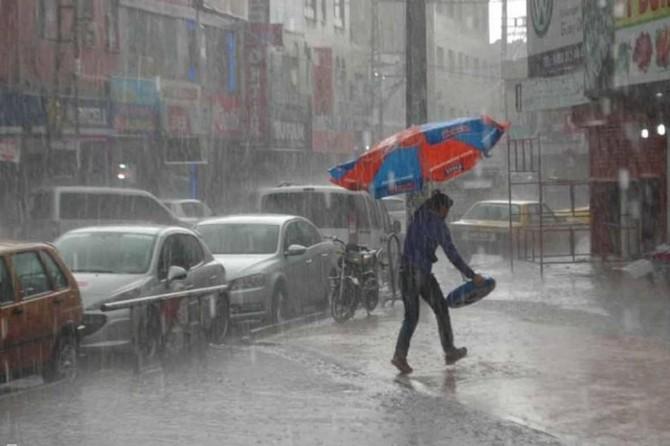 Meteoroloji Artvin için kuvvetli yağış uyarısı yaptı
