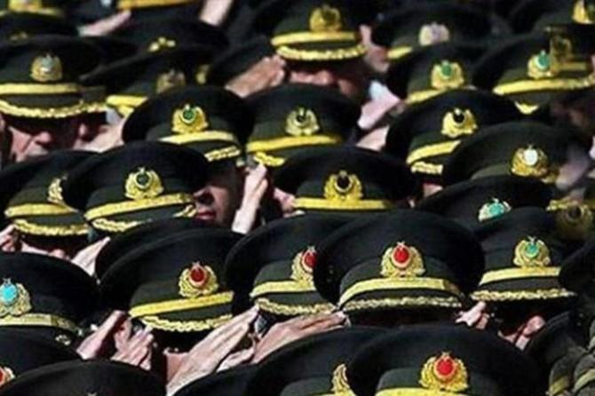 General atamaları Resmi Gazete'de yayımlandı
