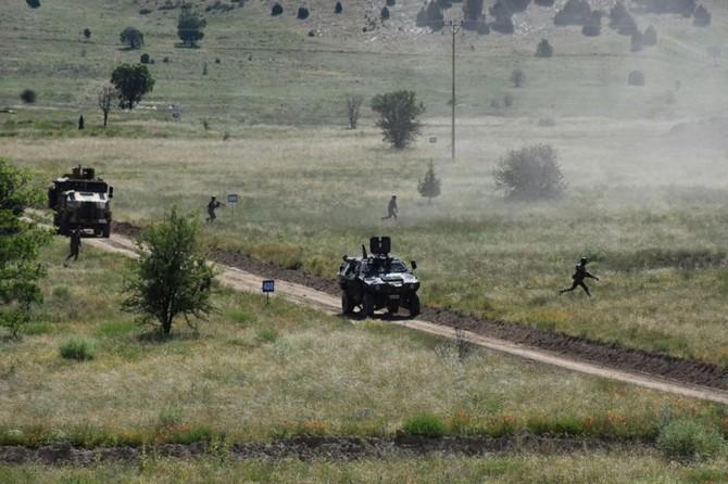 PKK'ye yönelik Kıran-2 Operasyonu başlatıldı