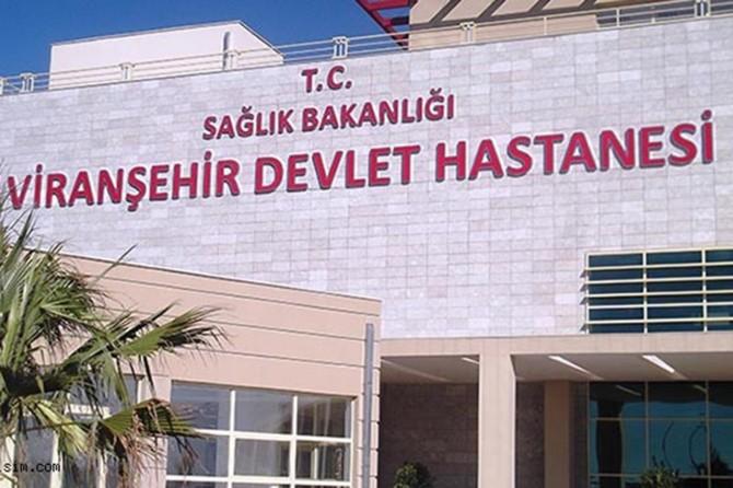 Viranşehir'de kontrolden çıkan otomobil takla attı: 4 yaralı