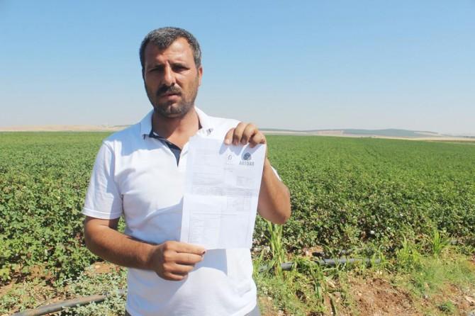 Pamuk üreticileri zamlardan dolayı zor durumda