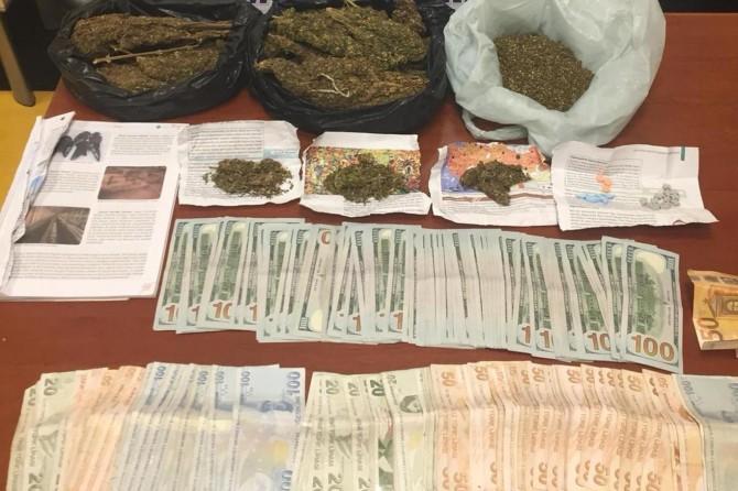 Gaziantep Şahinbey'de uyuşturucu operasyonu: 4 kişi tutuklandı