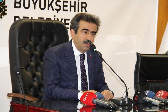 Diyarbakır'da üretim yapan işyerleri şehir dışına taşınacak