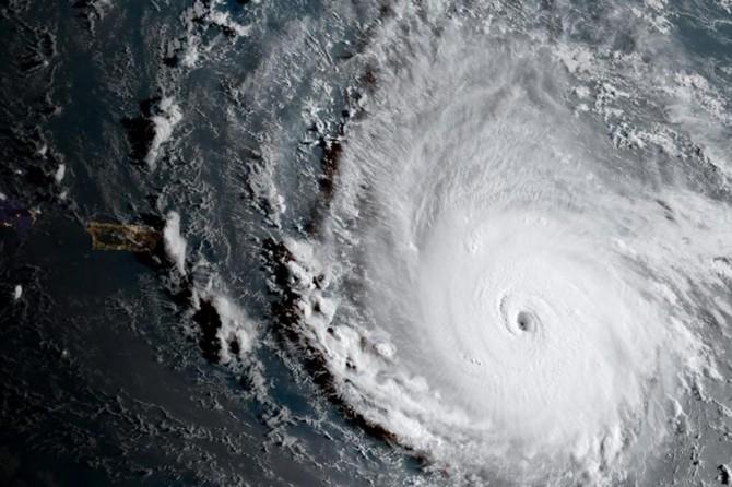 Dorian Kasırgası ABD'nin Florida eyaletine doğru hızla ilerliyor