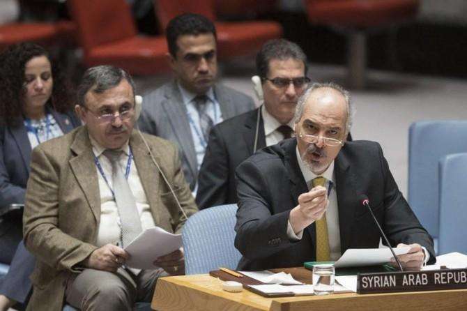 Beşar Caferi: İşgal rejiminin Suriye ve Lübnan saldırılarında ABD'nin parmağı var