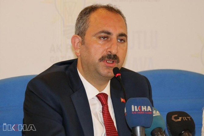 Capital punishment is a decision of parliament, Turkish Justice Minister