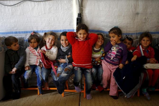 UNHCR: Mülteci çocukların yarısı eğitim alamıyor