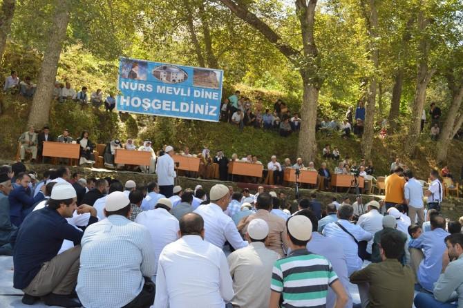 Hizan'da geleneksel Bediüzzaman'ı anma mevlid programı düzenlenecek