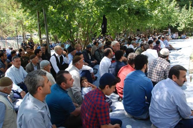 Bediüzzaman'ı Anma Mevlid Programı Kur'an-ı Kerim tilavetiyle başladı