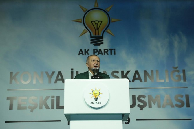 Cumhurbaşkanı Erdoğan: Belediyelerin imkânları vatandaşa hizmet için vardır