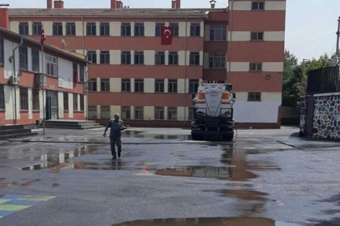 Temiz Bağlar Temiz Okullar