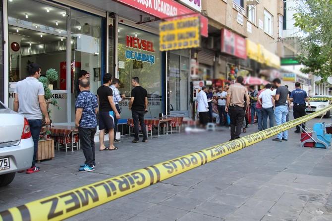 Diyarbakır'da otopark kavgasında 1 kişi ağır yaralandı