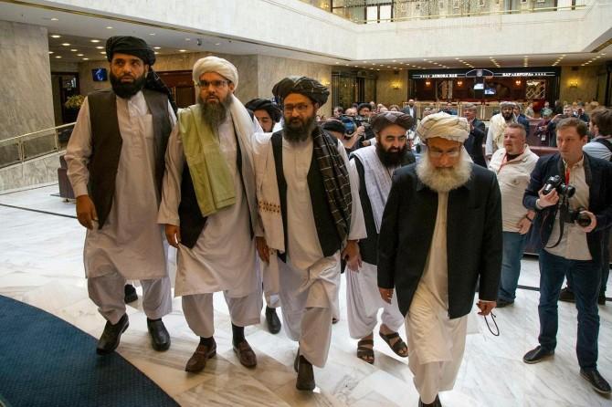 Zalmay Halilzad: ABD, Taliban ile uzlaşmaya vardı