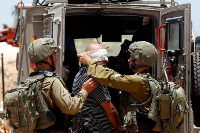 İşgalciler Batı Yaka ve Kudüs'te çok sayıda Müslümanı esir aldı