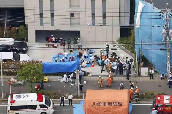 Çin'deki ilkokul saldırısında 8 öğrenci öldü