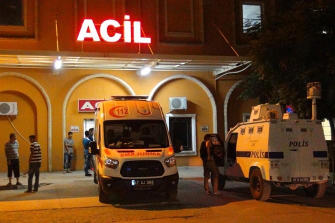 Kızıltepe'de mayın çocuğun elinde patladı