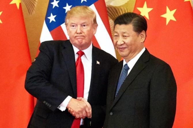 Trump: Tekrar seçilirsem Çin'e yönelik ticari anlaşma daha sert olur