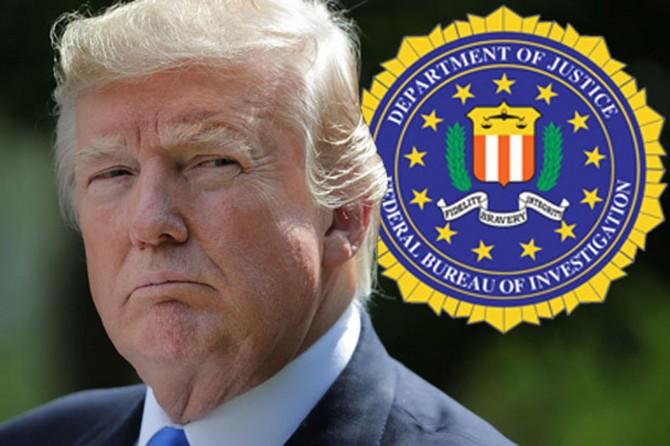 Trump: FBI ile güven krizimiz var