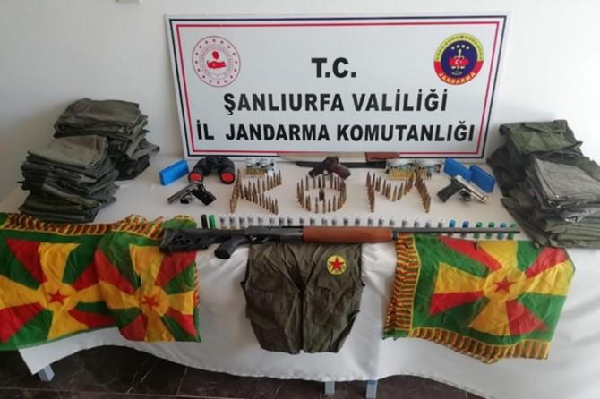 Viranşehir'de PKK operasyonu: 5 gözaltı